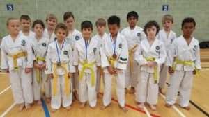 Brighton Martial Arts Under 15's Mini Patterns Tournament