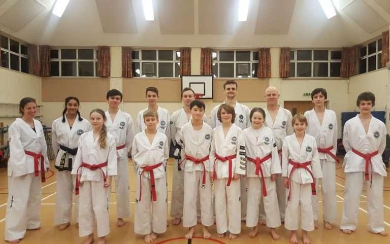 Brighton Martial Arts Black Belt Training