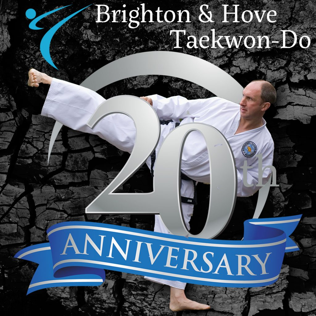 Brighton & Hove Taekwon-Do 20th Anniversary